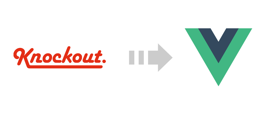 Migrating from KnockoutJS to VueJS · Jesal Gadhia